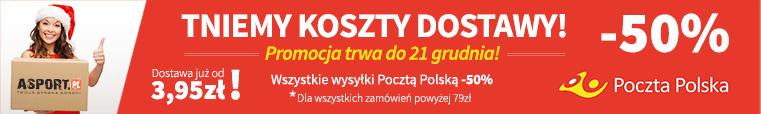 Tniemy koszty dostawy w Asport.pl